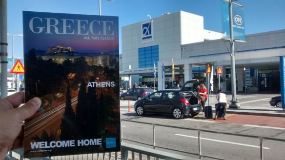 Athens modern Venizelos International Airport happily welcomes visitors from around the world.
