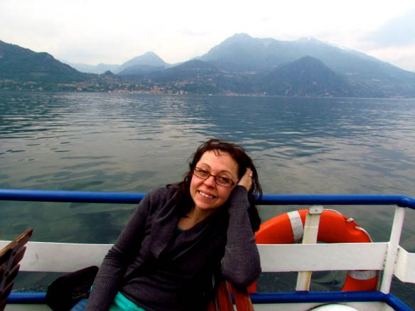 The ferry ride from Varenna to Lake Como offers some of the best scenery on Earth.