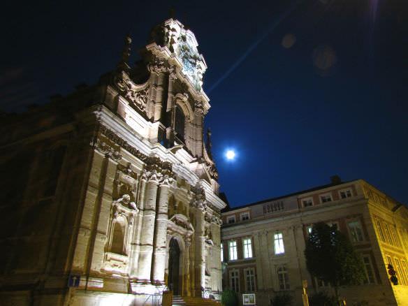 Leuven Full Moon Church
