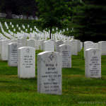 Paying Respect to the Military at Arlington National Cemetery