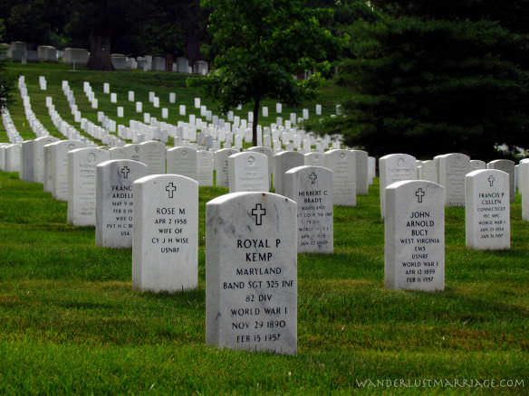 Arlington Nation cemetery