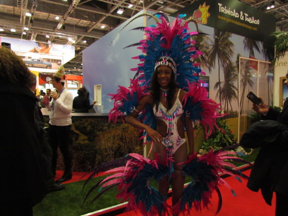 The world comes to London every November for World World Travel Market.