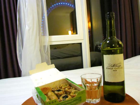 Premier Inn- Sweets Wine