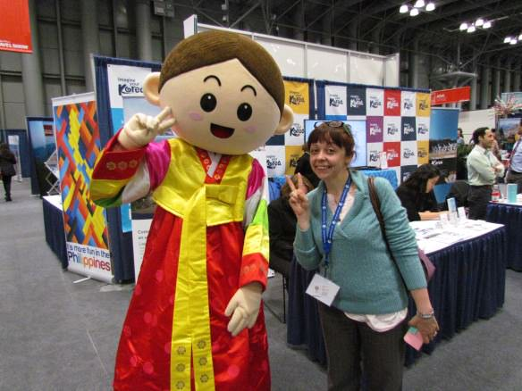 New York Times Travel Show, Korea