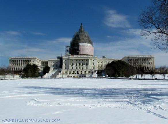 Capital Building, DC