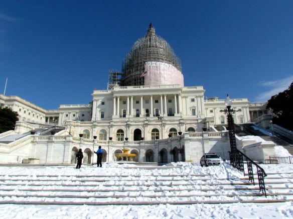 Washington Capitol Up Close