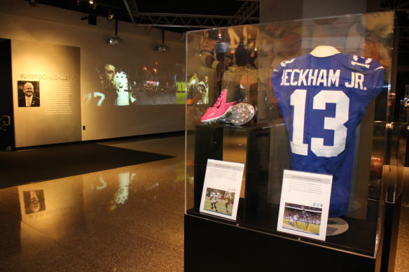 Odell Beckham Jr. Jersey, Pro Football Hall of Fame