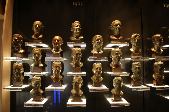 1963 Inaugural Pro Football Hall of Fame Class