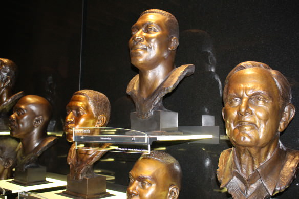 Bills inductees (Thomas, Smith, Wilson), Pro Football Hall of Fame