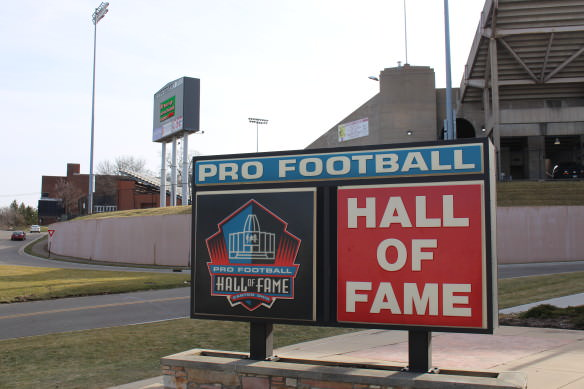 Pro Football Hall of Fame and Fawcett Stadium