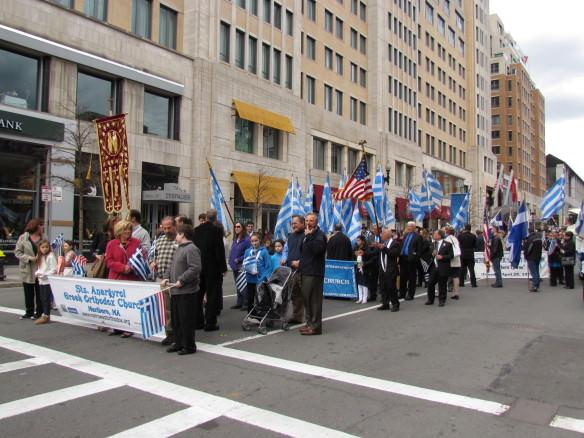 Greek Parade Boston