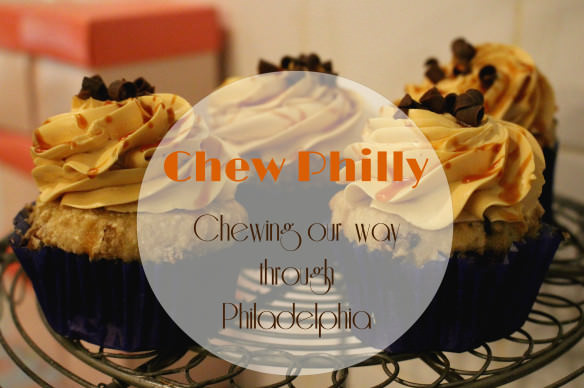 ChewPhilly cupcakes