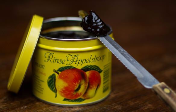Appelstroop (Apple Syrup), Dutch Food