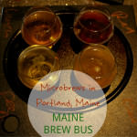 Exploring Craft Beer with Maine Brew Bus