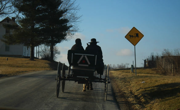 Amish Country in Central Ohio, near Lancaster