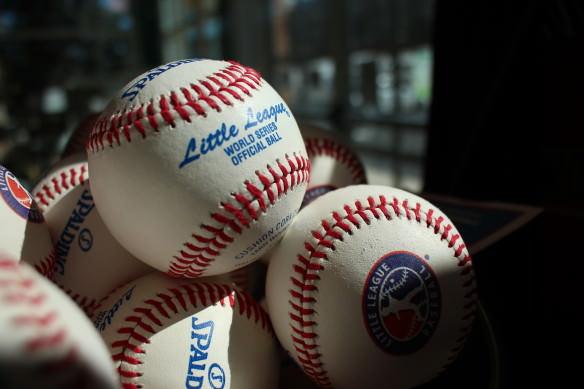 Little League World Series Baseballs
