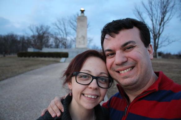 Gettysburg's Eternal Light Peace Memorial