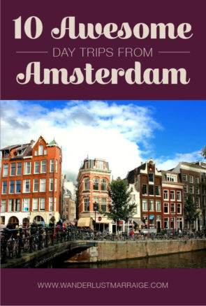 Amsterdam pin for pinterest