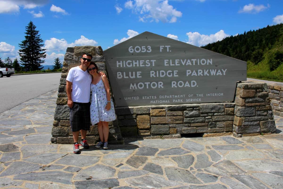 Blue Ridge Parkway, America's Favorite Drive - Wanderlust Marriage