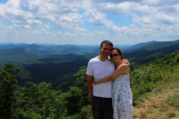 Blue Ridge Mountains Together