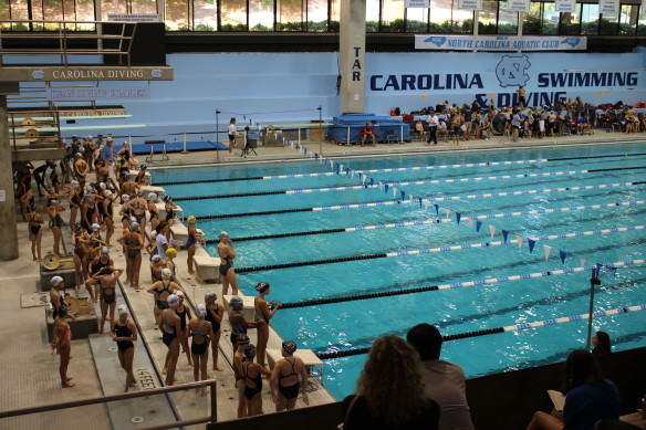 UNC-Chapel Hill Aquatic Center