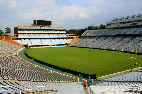 Kenan Memorial Stadium, UNC- Chapel Hill