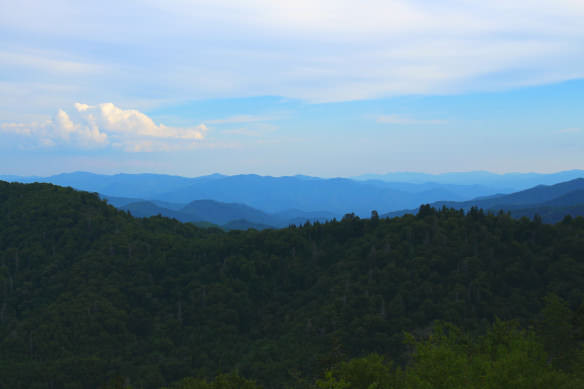 Smoky Mountains, Great Smoky Mountain National Park