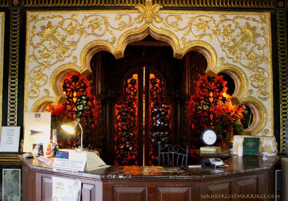 Palace Lodge at New Vrindaban