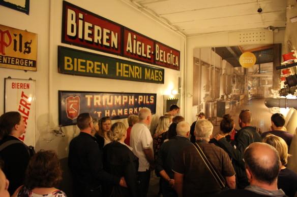 De Halve Maan Brewery Tour