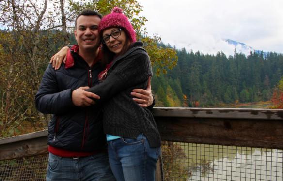 Alex Bell Wanderlust Marriage, British Columbia