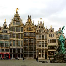 Antwerp Grand Place