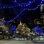 Christmas Lights of Boston