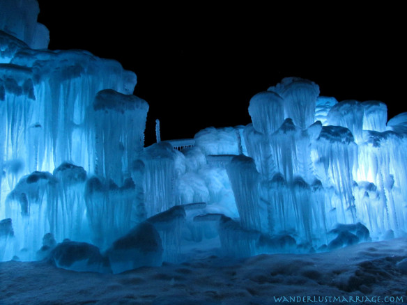 Ice Castle New Hampshire