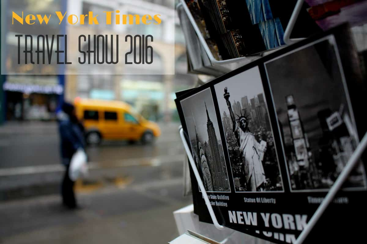 NYT Travel Show