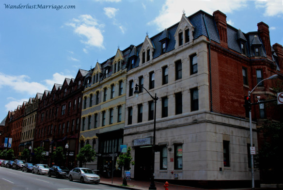 Baltimore Houses - where your Airbnb host could live!