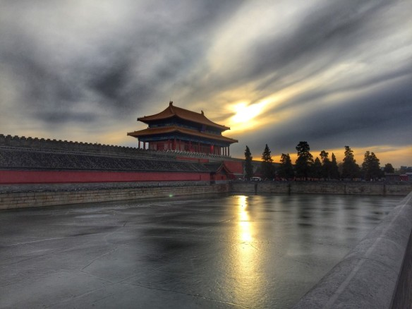 Forbidden City, Beijing - Winter