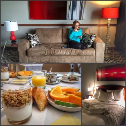 St Sulpice Hotel, Montreal