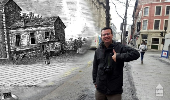Montreal en Histoires App photo, Montreal in History