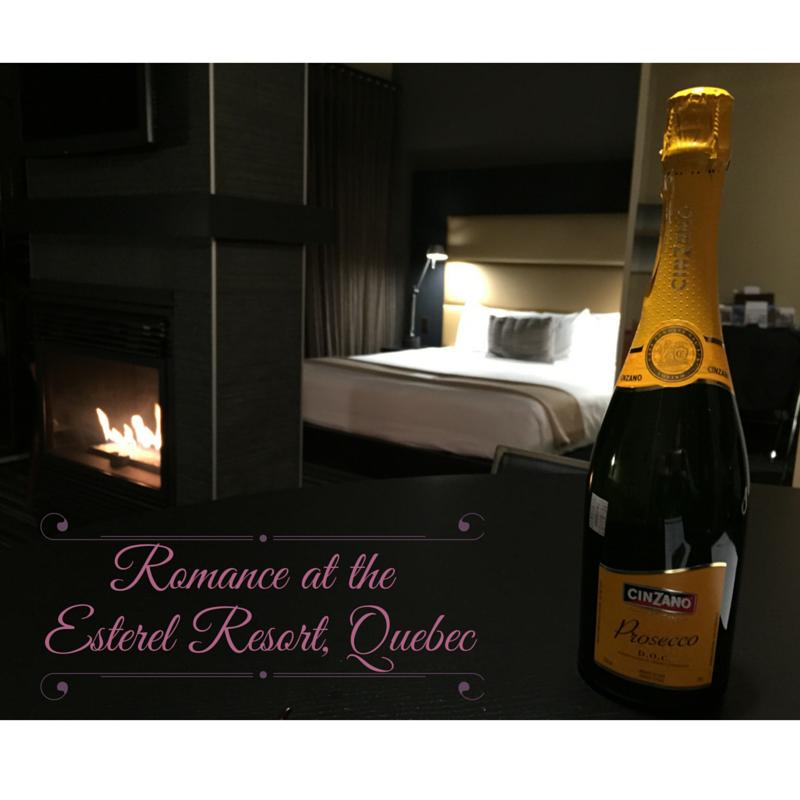 Romance at the Esterel Resort, Quebec