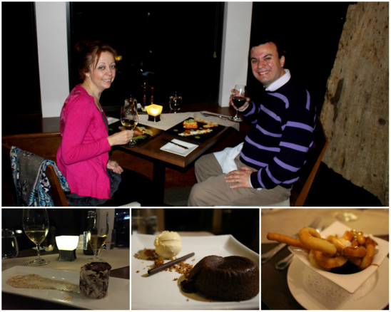 Bistro a Champlain, Anniversary Esterel Resort Quebec