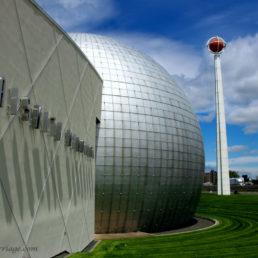 Basketball Hall of Fame, Springfield