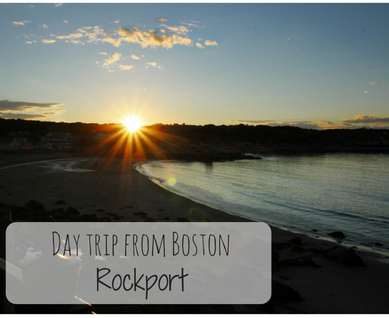 Day trip from Boston