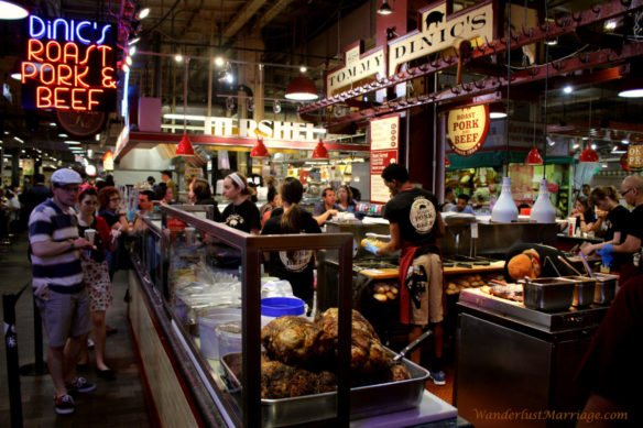 Reading Terminal Market, Philadelphia great to visit