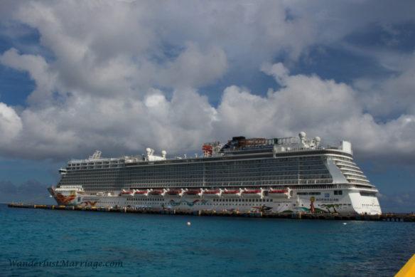 Norwegian Getaway, NCL ship
