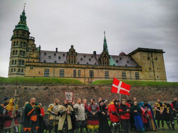 Kronborg Castle Renaissance Festival, Helsingor, Denmark, day trip from Copenhagen