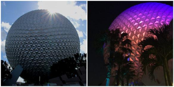 Epcot Ball, Orlando
