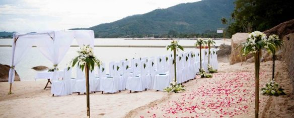 Reasons To Have A Beach Wedding in Thailand