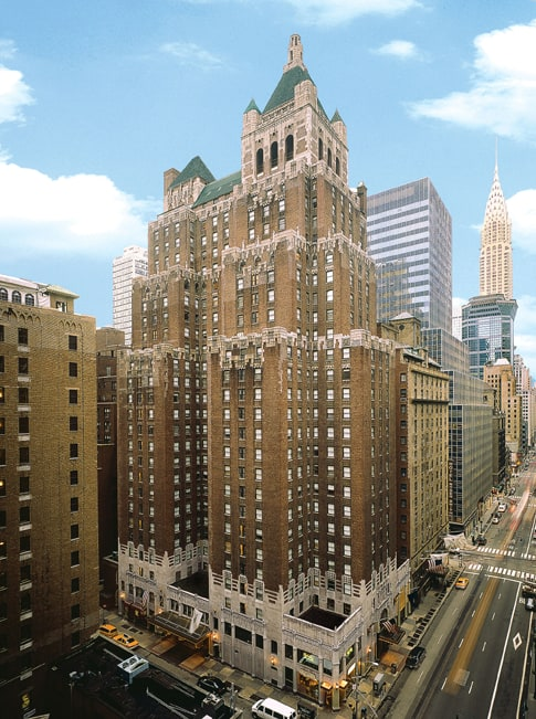 the lexington hotel a romantic stay in new york