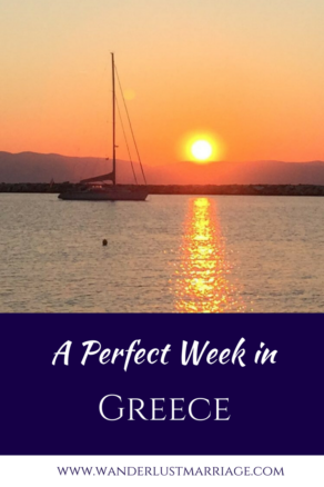 week in Greece