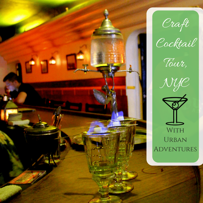 Craft Cocktail Tour in NYC